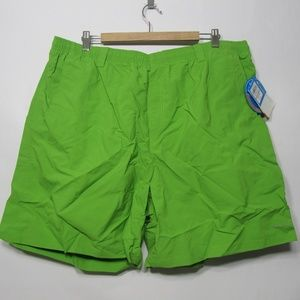 Columbia Men's Backcast III Water Short XXL Green